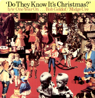 "Band Aid - Do They Know It's Christmas? (12"") (1985 Reissue) (EX-/EX+)"